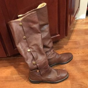 Michael kors Leather boots
